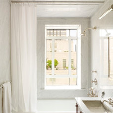 Traditional Bathroom by James Wagman Architect, LLC