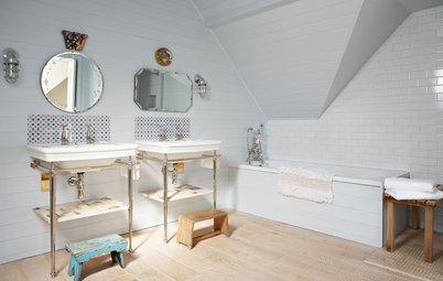 No-fuss Weekend DIYs to Boost Your Bathroom