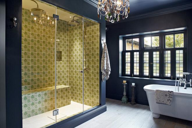 Фьюжн Ванная комната by Godrich Interiors
