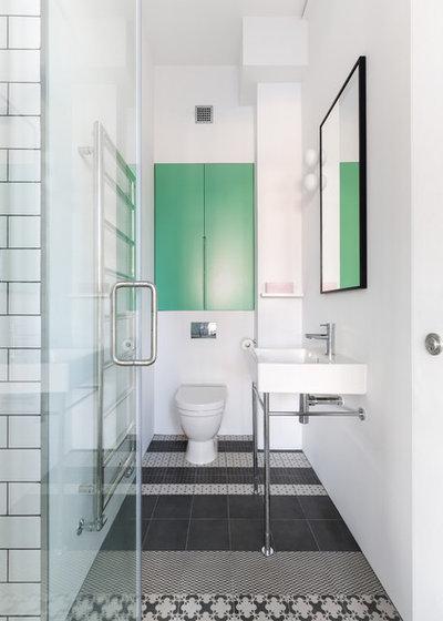 Scandinavian Bathroom by Cloud Studios Ltd