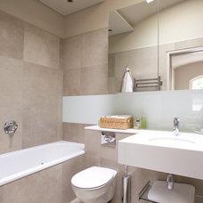 Contemporary Bathroom by Falchi Interiors