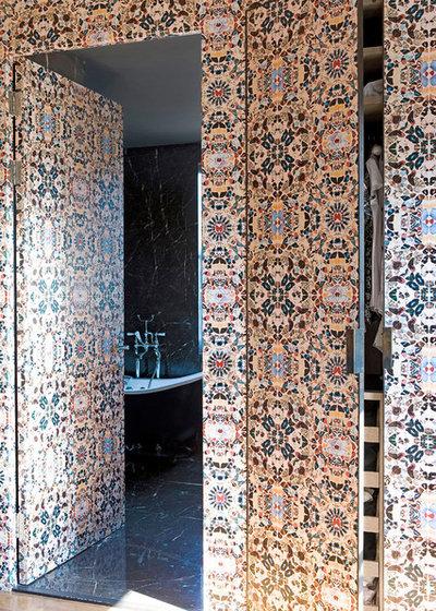 Contemporary Bathroom by Precious McBane