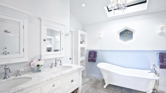 Long Beach Cottage Kitchen and Bath Remodel