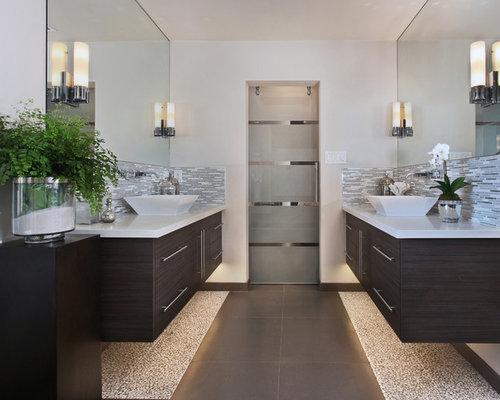 Awesome Multi Coloured Tile Effect Kitchen Splashback Panels  Enhance Your