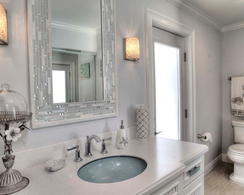 Custom Bathroom Mirrors Home Design Ideas, Pictures ...