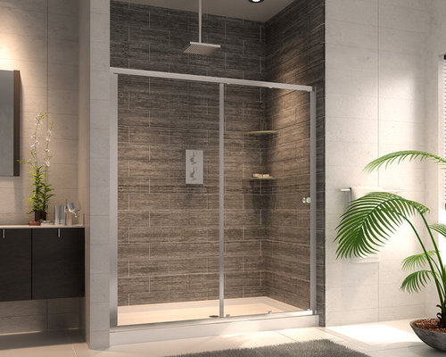 Houzz | Acrylic Shower Base Design Ideas & Remodel Pictures