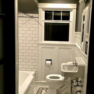 Longfellow bathroom remodel