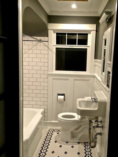 1950s bathrooms houzz for 1950 bathroom ideas