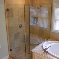 Traditional Bathroom by Advanced Homes of West Michigan