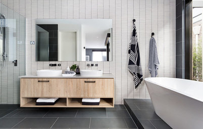 Bathroom Essentials: Right Heights for Vanities, Mirrors & More
