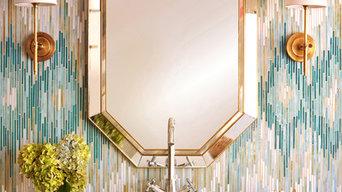 Loom Jewel Glass Mosaic