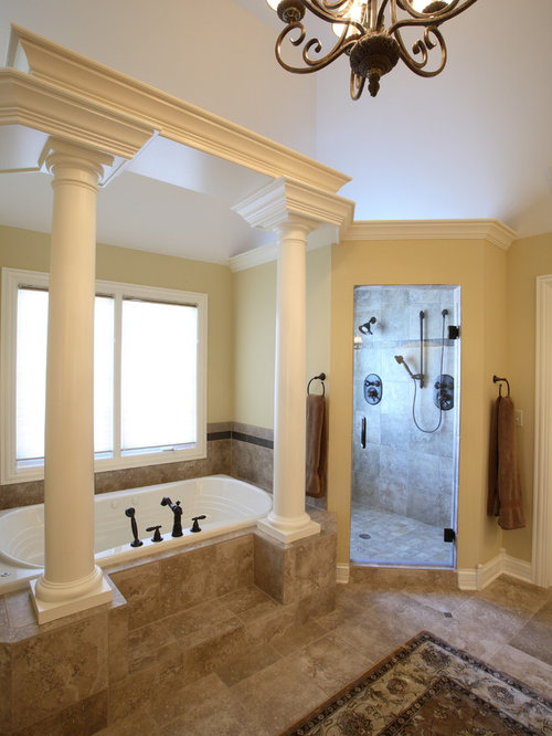 bathroom columns home design ideas  pictures  remodel and decor