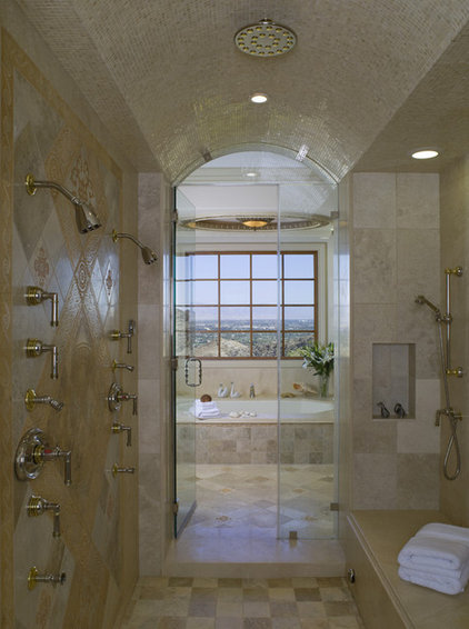 traditional bathroom by Lori Dennis, ASID, LEED AP