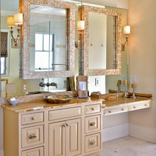 traditional bathroom by LORRAINE G VALE, Allied ASID