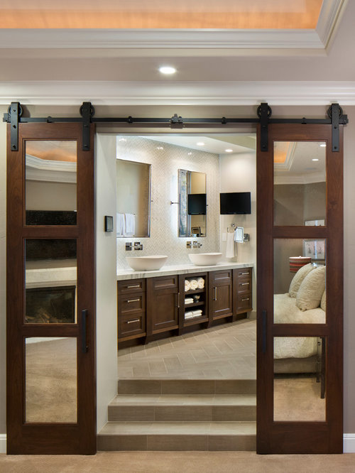 Barn Door Mirror Home Design Ideas Pictures Remodel And