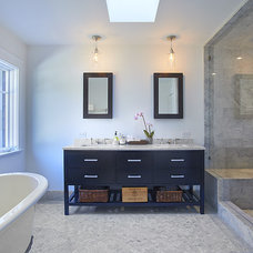 Contemporary Bathroom by Christopher Clancy AIA | Architecture