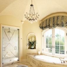 Traditional Bathroom by Lafia/Arvin, A Design Corporation