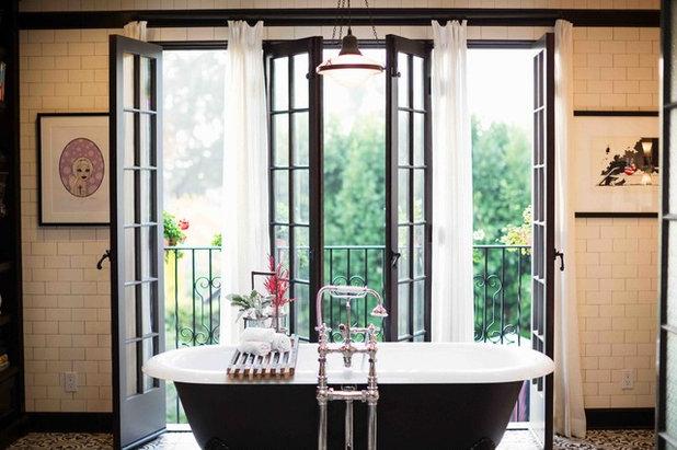Vasca Da Bagno Stile Inglese Usata : Il rito del bagno vasche in stile rétro