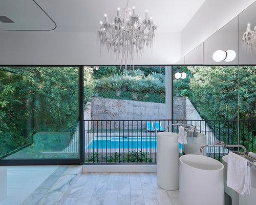 master bathroom design ideas, remodels  photos, Bathroom decor