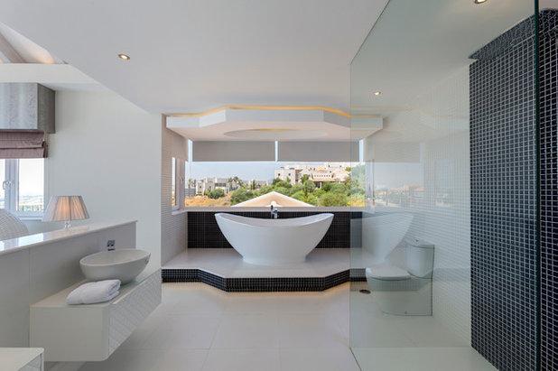 10 bonnes raisons d 39 am nager une estrade dans la salle de bains. Black Bedroom Furniture Sets. Home Design Ideas