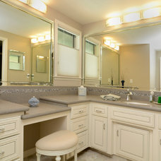 Traditional Bathroom by Rehder Construction, Inc.
