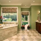Tub Surround Bathroom Detroit By Maloney Tile