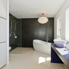 Contemporary Bathroom by tagr design