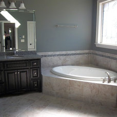 Traditional Bathroom by Jarman Homes