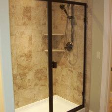 Traditional Bathroom by Sienna Building, LLC