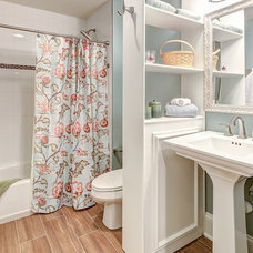 Traditional Bathroom by JH Designs