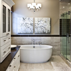 Contemporary Bathroom by Marcson Homes Ltd.