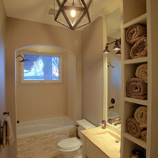 Traditional Bathroom by Design Innovations