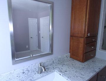 Lovely Master Bathroom in Rockville, MD