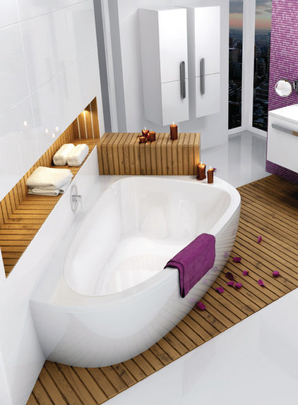 Contemporary Bathroom by Ravak
