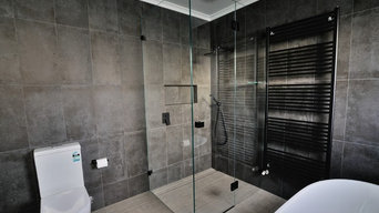 Low-iron Frameless Showerscreen