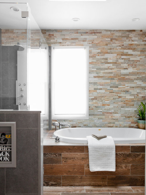 Faux Wood Tile Houzz