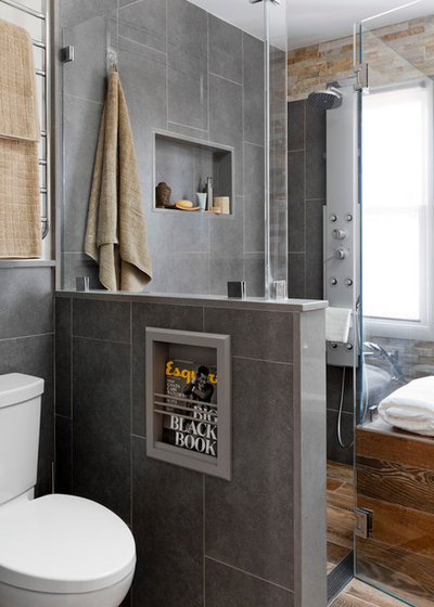 Simple Bathroom by Rikki Snyder