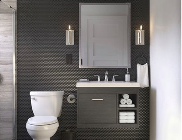 Lowe's Home Remodeling Inspiration Bathrooms