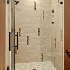 Contemporary Bathroom by LORI HANDBERG-MARTHA O'HARA INTERIORS