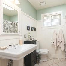 Delaney's bathroom