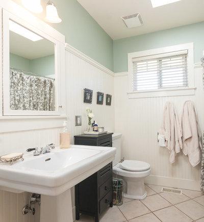 Traditional Bathroom by Murovec Renovations Ltd. 6 Elements of a Perfect Bathroom Paint Job