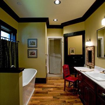 Lower Whitefish Lake 3 - Bathroom
