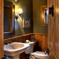 Traditional Bathroom by Lands End Development - Designers & Builders