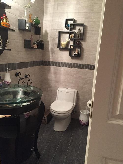 Asian Bathroom Design Ideas Renovations Photos With A