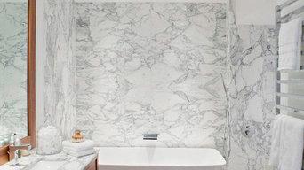 Lowndes Square - Arabescato Marble