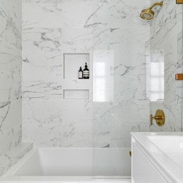 Lowry Hill Bathroom Remodel