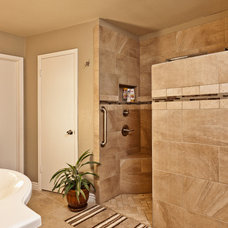 Traditional Bathroom by Clear Choice Interior Design