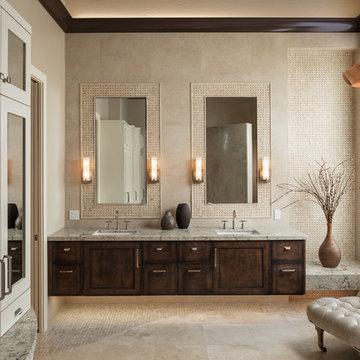 LS Master Bathroom, Scottsdale