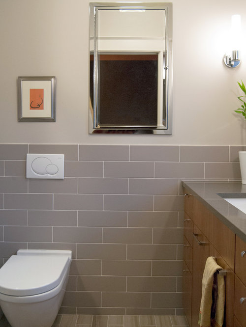 Long Subway Tiles Houzz