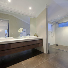 Contemporary Bathroom by Luisa Interior Design